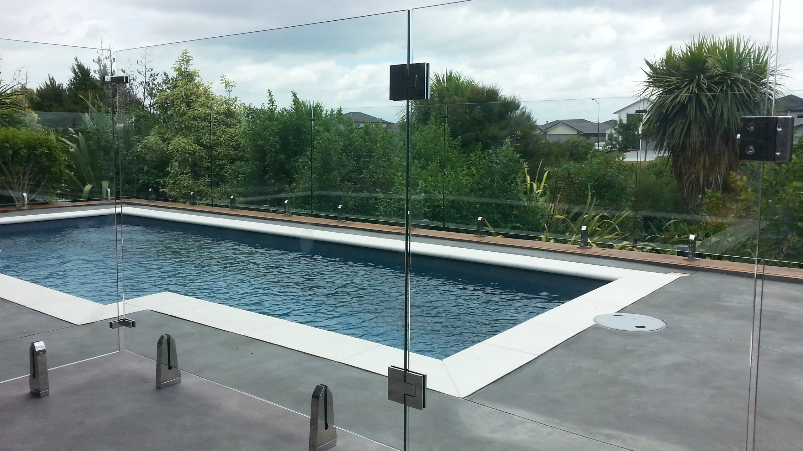 Glass Pool Fencing Faqs Safeguard Glass Pool Fence Installation Perth